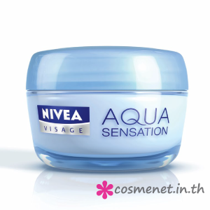 AQUA SENSATION DAY WAKE UP EFFECT MOISTURIZER