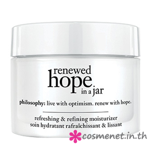 Renewed Hope in a Jar Refreshing and Refining Moisturizer