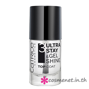 Ultra Stay & Gel Shine Top Coat