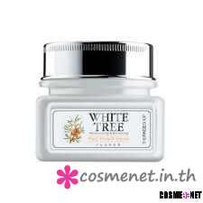 White Tree Dual Protect Cream