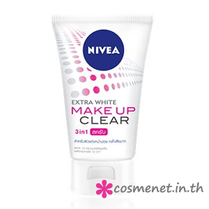EXTRA WHITE MAKE UP CLEAR SCRUB