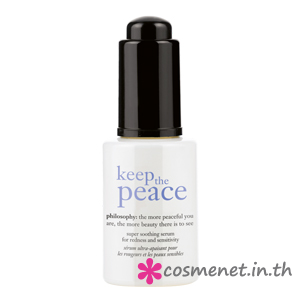 Keep The Peace Super Soothing Serum for Redness and Sensitivity
