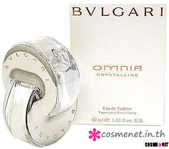 Omnia Crystaline women Eau de Toilette 100 ML.