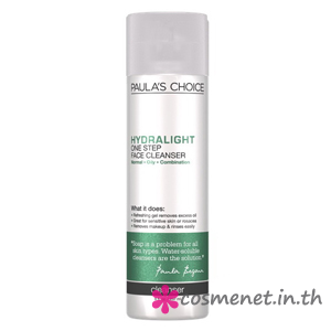 Hydralight One Step Face Cleanser