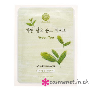 Nature in Every Mask- Green Tea