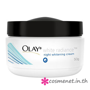 White Radiance Night Whitening Cream