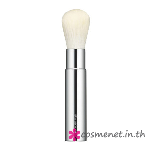 Portable Natural Compact Face Brush
