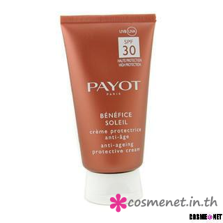 Benefice Soleil-Cr?me Protectrice Anti-age SPF30