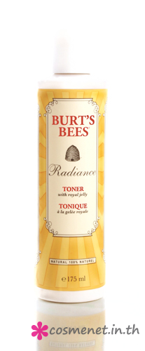 Radiance Toner with Royal Jelly