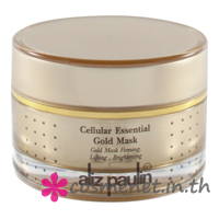 Cellular Essential Gold Mask