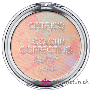 Colour Correcting Mattifying Powder