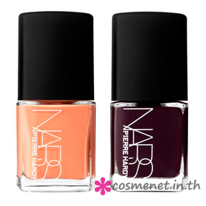 Pierre Hardy Sharplines Nail Polish duo