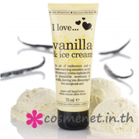 Super Soft Hand Lotion Vanilla & Ice Cream