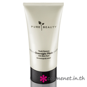 Youth Restore with Black Pearl Overnight Mask
