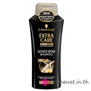 Ultimate Repair for extremely damaged hair shampoo