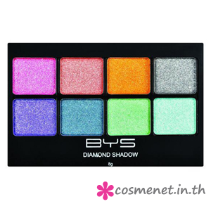 Eyeshadow & Palette Diamond Shadow