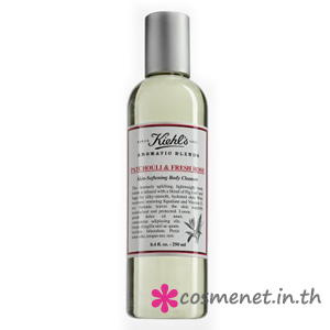 Aromatic Blends Patchouli & Fresh Rose Body Cleanser