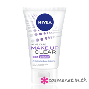 ACNE CARE MAKE UP CLEAR MUD FOAM