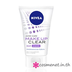 ACNE CARE MAKE UP CLEAR MUD SCRUB