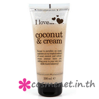Coconut & Cream Exfoliating Shower Smoothie