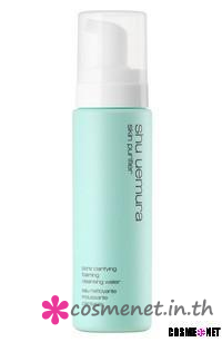 PORE CLARIFYING FOAMING CLEANSING WATER