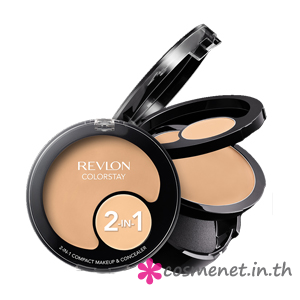 Colorstay 2-in-1 Compact Makeup & Concealer