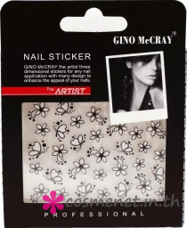 GINO McCRAY The Artist Nail Sticker