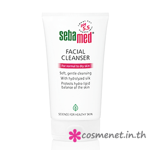 FACIAL CLEANSER FOR NORMAL TO DRY SKIN