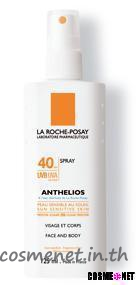 ANTHELIOSSPF 40 SPRAYFragrance free.