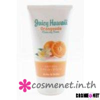 Juicy Hawaii Orange Ade Cleansing Foam