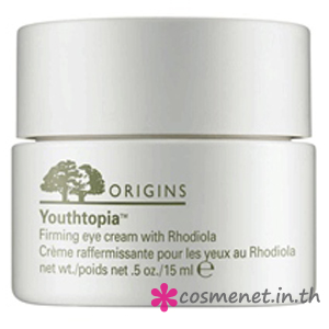 Youthtopia Firming eye cream with Rhodiola