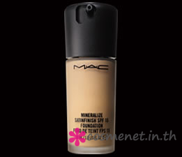 Mineralize Satinfinish SPF 15 Foundation