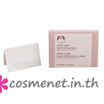Rose Powder Facial Blotting Tissues