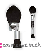#24 double - sided illuminating powder brush