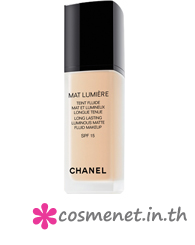 LUMINOUS MATTE FLUID MAKEUP - SPF 15