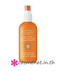 Sunscreen Spray Gentle Milk Lotion SPF 20