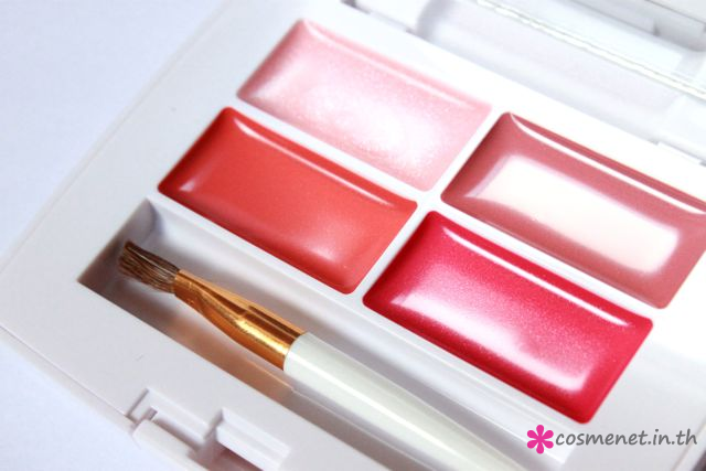 Love Diary Lip Palette