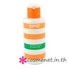 Energy women Eau de Toilette Pour Spray 100 ML.