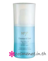 Cleanse & Care Eye Make-Up Remover