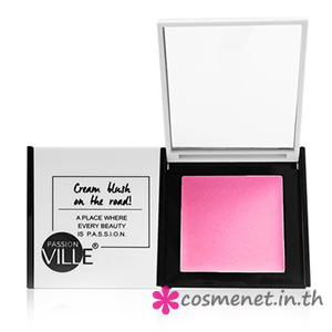 Cream Blush On The Road - Pink Shades