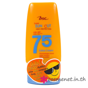 SUPER SUN CUT EXTRA CREAM SPF75 PA+++