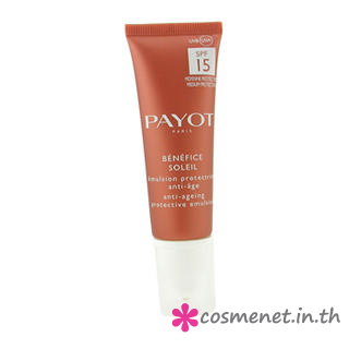 Benefice Soleil-Emulsion Protectirice Anti-age SPF15