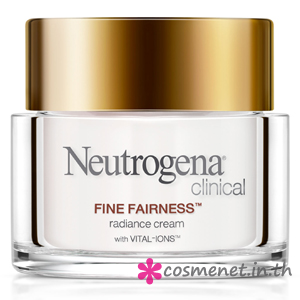 Clinical Fine Fairness Radiance Cream