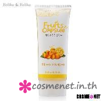 Fruit Capsule Yellow TokTok Cleansing Foam