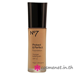 Protect & Perfect Foundation SPF 15