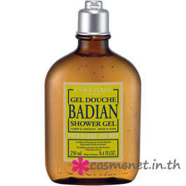 Eau de Badian Shower Gel