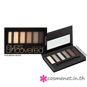 Uncovered Nude Palette 2015