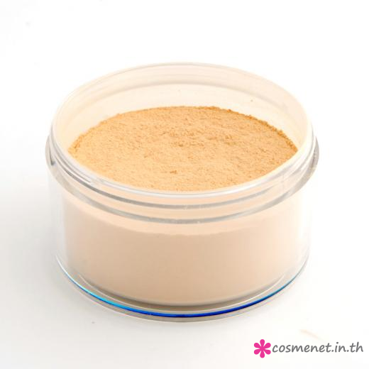 Sparkling loose powder Shiny Gold