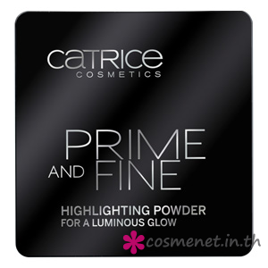 Prime & fine highlighting powder