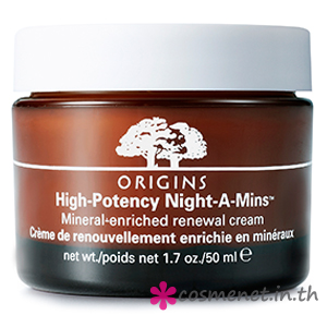 High Potency Night-A-Mins Mineral-enriched renewal cream